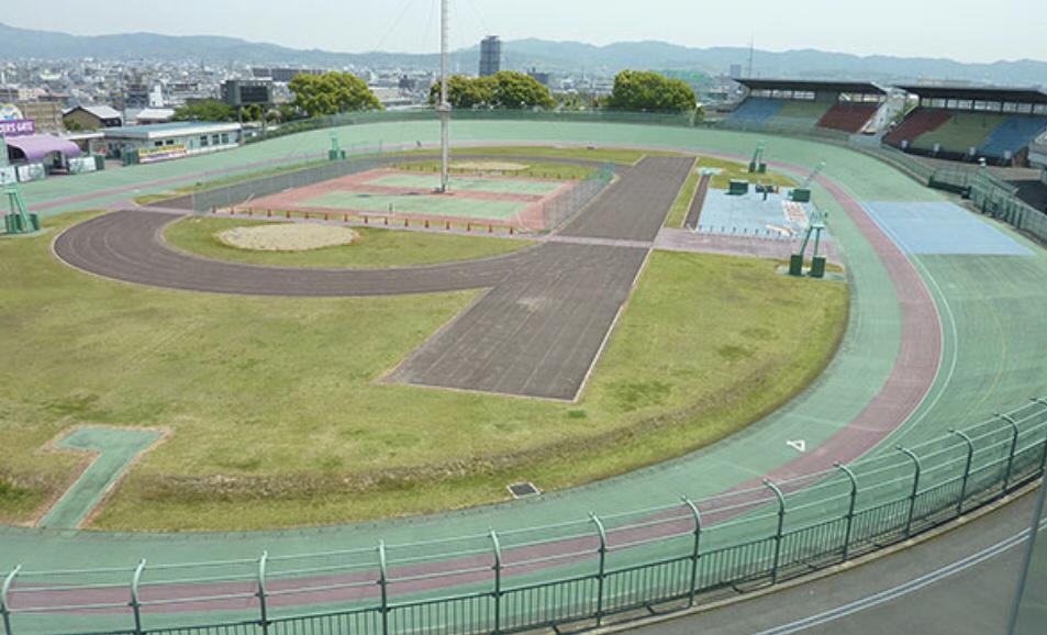 向日町競輪(9/26〜)「GⅢ平安賞」のバンク解説