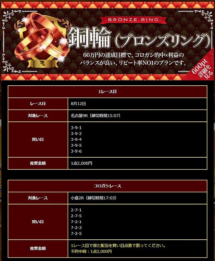 JKI日本競輪投資会 ブロンズリング(8/12)の予想(買い目)をプロの目線で検証・解説